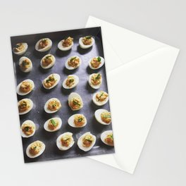 Deviled Stationery Cards