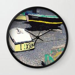 Rex I Wall Clock