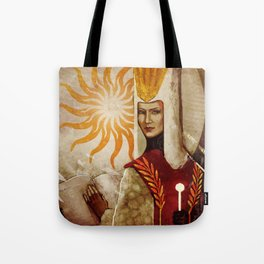 Leliana Divine Victoria tarot aesthetics card Tote Bag