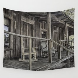 Front Porch Wall Tapestry