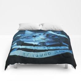 Cat Power Comforters
