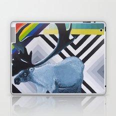 Geometric Caribou Laptop & iPad Skin
