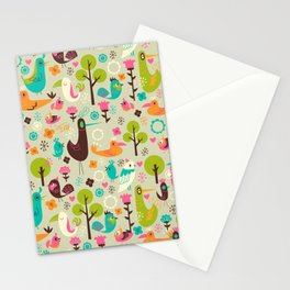 Birdsville Stationery Cards