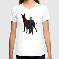 crowley T-shirts featuring Crowley by Jennilah