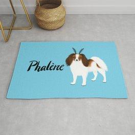 Phalène (Blue) Rug