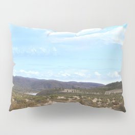 Landscape & Blue Sky Pillow Sham