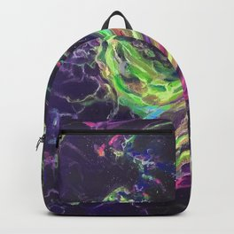 "Nebula, Outer Space, Cosmic ""Spacial Differences"" Backpack"