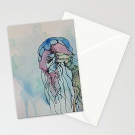 Beautiful Transformation by Kierra Colquitt Stationery Cards