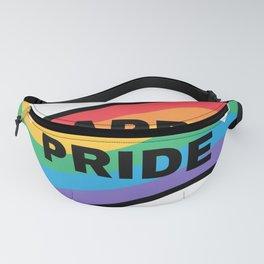 Pride Day Happy Pride Gay Lesbian Rainbow Flag LGBT Fanny Pack