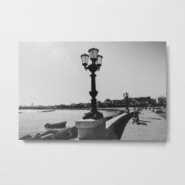 Bari Metal Print