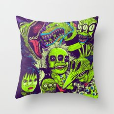 It's Showtime Throw Pillow