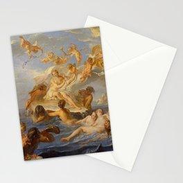Noel-Nicolas Coypel - Birth of Venus Stationery Cards