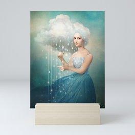Melody of Rain Mini Art Print