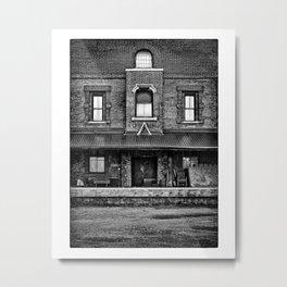 No 409 Front St E Toronto Canada Metal Print