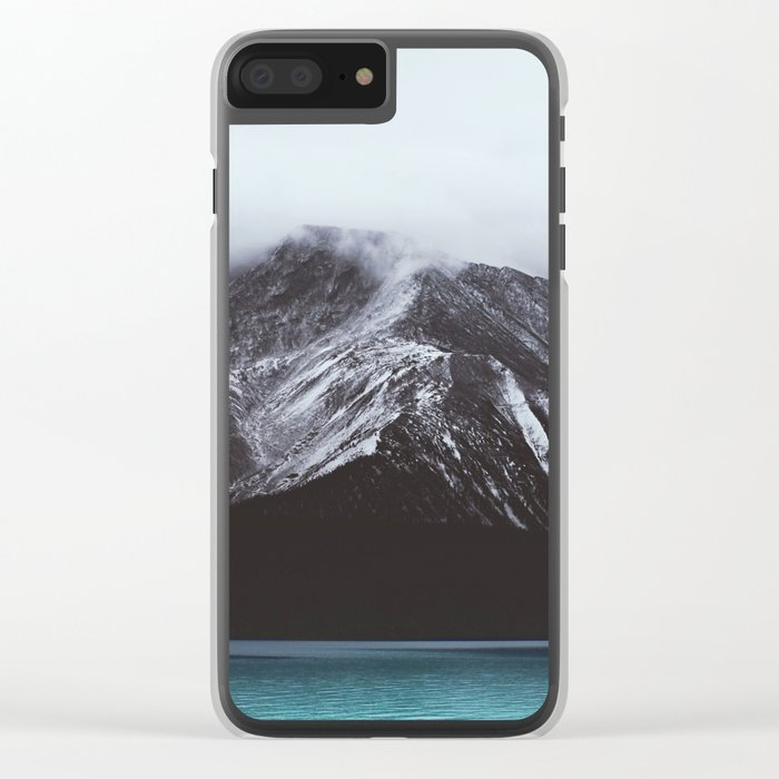 Serene Clear iPhone Case
