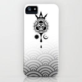 SamGen Logo - White iPhone Case