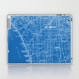 Los Angeles Street Map Laptop & iPad Skin