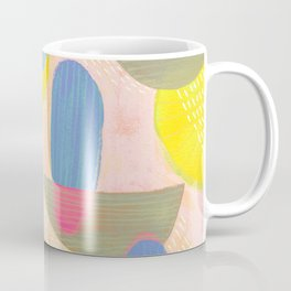 Geometric Deco Pattern Coffee Mug