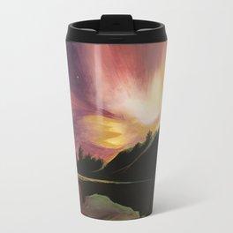 The Northern Lights Travel Mug