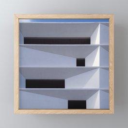 viewfinder Framed Mini Art Print