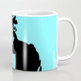 Neon Aqua Uncle Trump Needs You Coffee Mug
