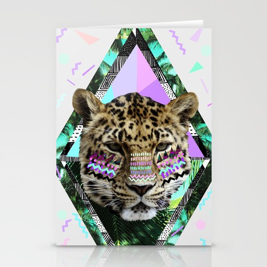 ▲SAFARI WAVES▲ Stationery Cards