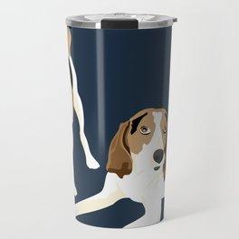 Tree Walker Coonhounds Travel Mug