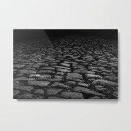 Stone Path Metal Print
