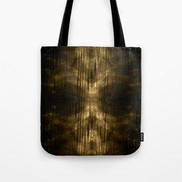 Al-ien Gold Tote Bag