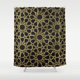 Ornaments of Islamic Arts Shower Curtain