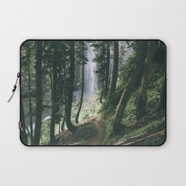 To The Falls Laptop Sleeve