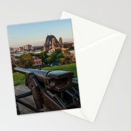 War Memorial, Observatory Hill Park, Sydney Stationery Cards