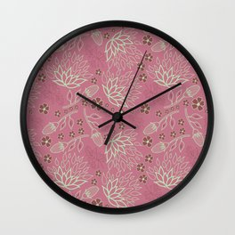 Chardon II Wall Clock