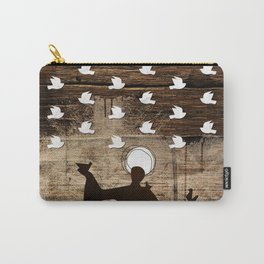 Saint Francis of Assisi Carry-All Pouch