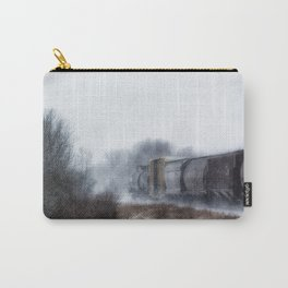 Winter LocomotionIII Carry-All Pouch