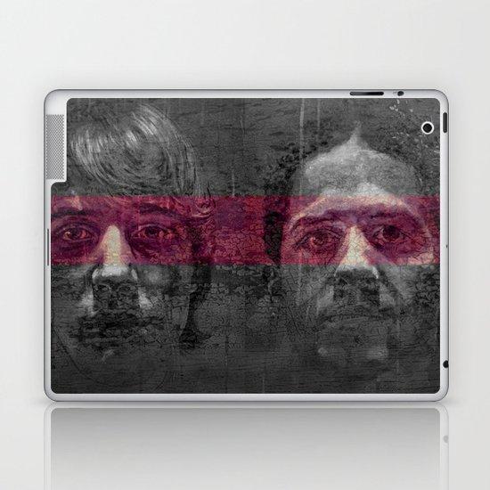 bounded black Laptop & iPad Skin