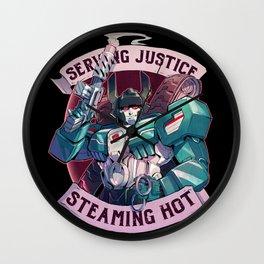 Maximum Justice Wall Clock