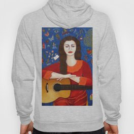 "Violeta Parra - ""Thanks to Life "" Hoody"