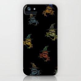 Magic Frogs iPhone Case