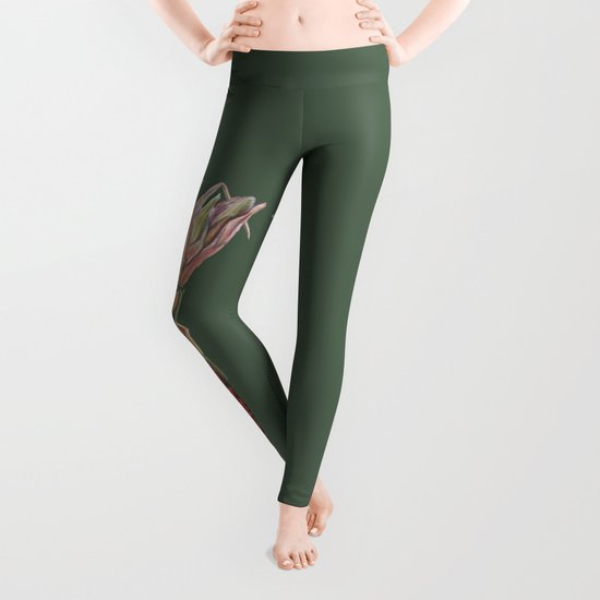 Colorful Corn for Thanksgiving, Autumn, Harvest, and the Holidays Leggings