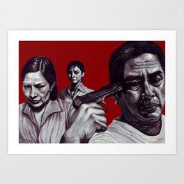 Ode to Kisapmata Art Print