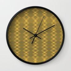 zack Wall Clock