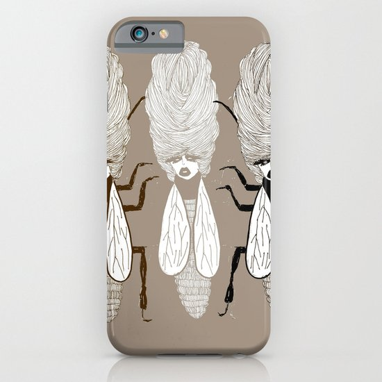 Queen Beehive iPhone & iPod Case