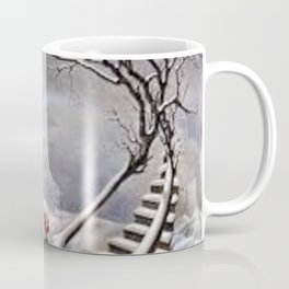 The Truth About Comets by Dorothea Tanning Coffee Mug