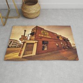 Sun Studios Memphis Rug