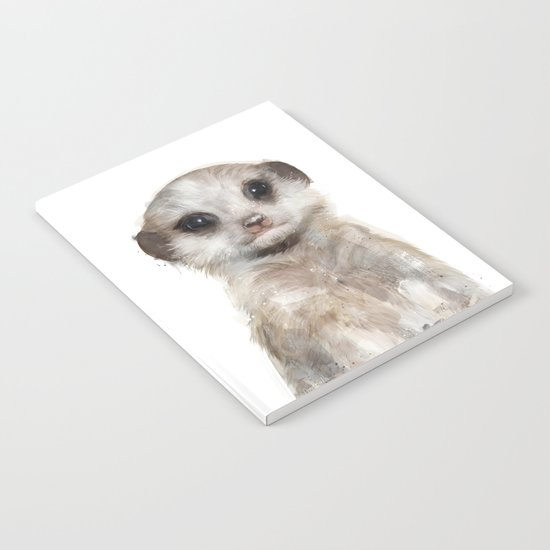 Little Meerkat Notebook