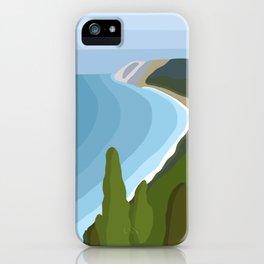 Sleeping bear dunes Michigan  iPhone Case