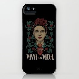 Viva La Vida iPhone Case