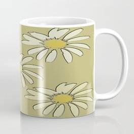 All About Daisies Coffee Mug