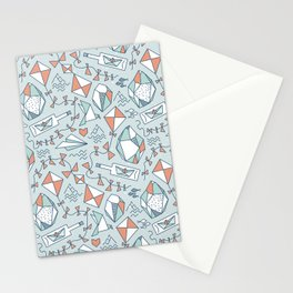 Adventuring desire Stationery Cards